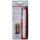 Diagnostikleuchte, Kunststoff, inkl. Batterien