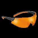 Monoart® Schutzbrille Evolution ORANGE