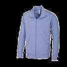 BP® Sweatjacke für Sie&Ihn nachtblau oder hellblau (1627)