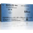 Catgut Marilon® - HRT 17 - 5/0 - 70cm - 24 Stk.