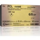 Catgut PCL - DR 12 - 6/0 - 70cm - 24 Stk.